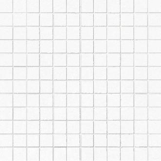 Trellis White Mosaic 7234