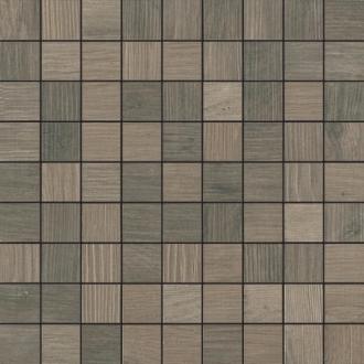 Wood Side Nut Mosaico 6553