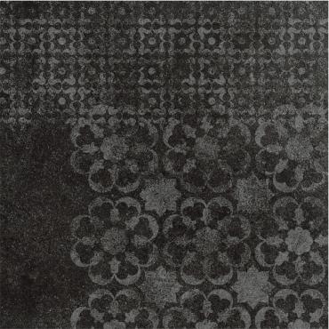 Декоративный элемент Mirage Lab Black Tale LB05 60x60 матовый