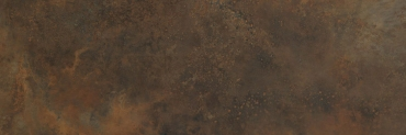 Керамогранит Laminam Ossido Bruno LAMF007028_IT (Толщина 3,5мм) 100x300 матовый