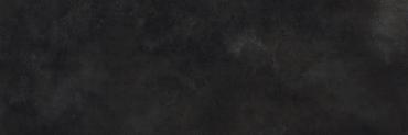 Керамогранит Laminam Ossido Nero LAMF007032_IT (Толщина 5,6мм) 100x300 матовый