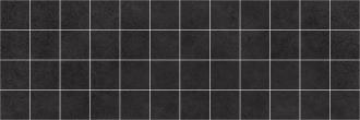 Alabama Декор мозаичный чёрный MM60062