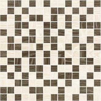 Genesis Мозаика коричневый бежевый