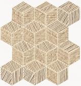 Lumina Glam Almond Cube Mosaico fMZ8