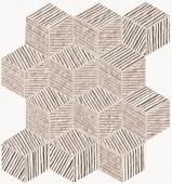 Lumina Glam Pearl Cube Mosaico fNAA