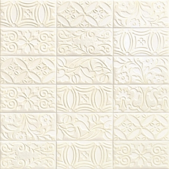 Velvet Deco Bianco