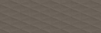 Eclettica Taupe Struttura Diamond 3D M1J6