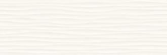 Eclettica White Struttura Wave 3D M1J4