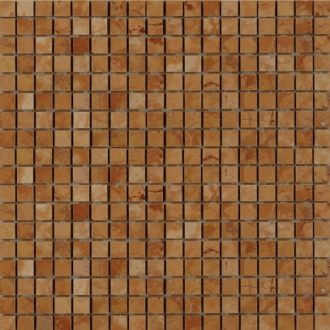 Marble Mosaic Rojo Alicante