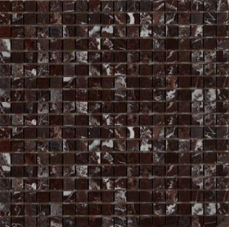 Marble Mosaic Rosso Levanto