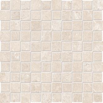 Milestone Mosaico Tip Tap White Lapp Z304Z0P