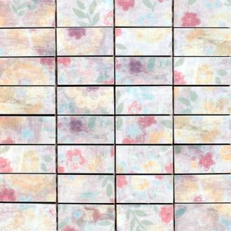 Mosaico Batik Glicine