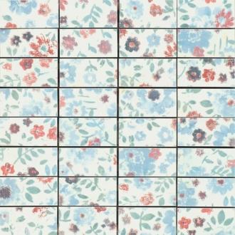 Mosaico Batik Seta