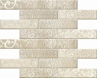 Mosaico Blonda Crema Gris