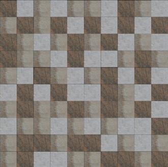 Mosaico Cortina