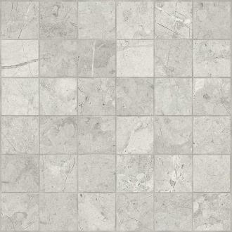 Mosaico London Grey Silk. IMP 115N