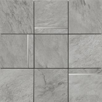 22249 D. Bardiglio Grey Mosaic