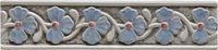 Natura Anemone Argilla Decorato AN700