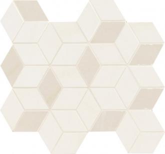Newluxe White Tessere Rombi