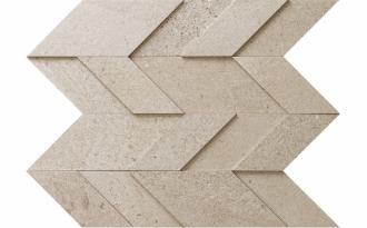 Nordic Stone Mosaico Chevron Danimarca NT02MC
