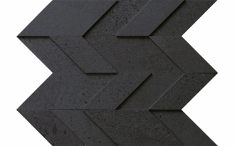 Nordic Stone Mosaico Chevron Finlandia NT05MC
