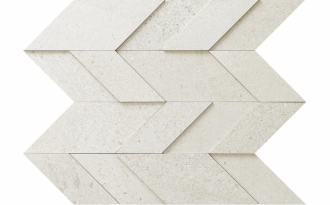 Nordic Stone Mosaico Chevron Islanda NT01MC
