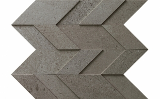 Nordic Stone Mosaico Chevron Svezia NT04MC