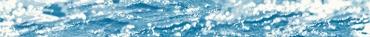 Бордюр Ceradim Ocean Mold Wave 2 5x50 глянцевый