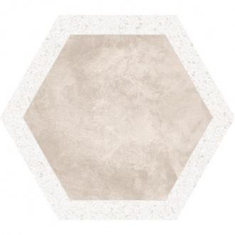 Cocciopesto Calce + Sabbia Hexagon CP60CAS