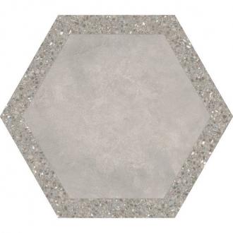 Cocciopesto Calcestruzzo + Malta Hexagon CP60CSM