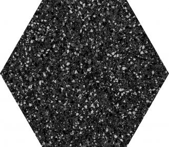 Cocciopesto Lava Hexagon CP60LA