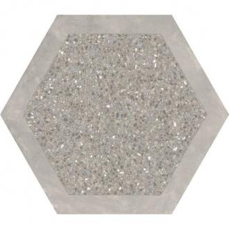 Cocciopesto Malta + Calcestruzzo Hexagon CP60MCS