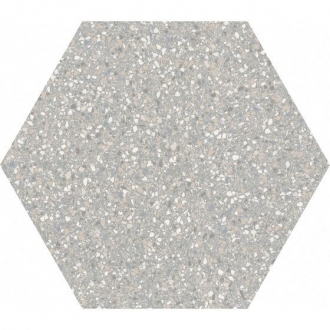 Cocciopesto Portland Hexagon CP60P