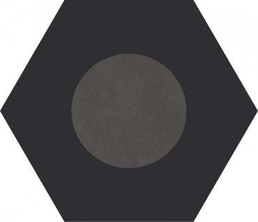 Керамогранит Ornamenta Core Basics Dot-Negative Grey CB60DNG 60x60 матовый