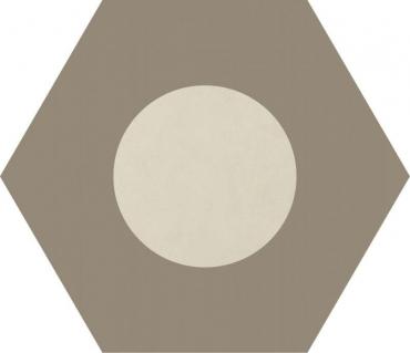 Керамогранит Ornamenta Core Basics Dot-Negative Ivory CB60DNI 60x60 матовый
