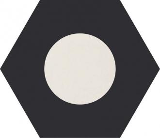 Core Basics Dot-Negative White CB60DNW