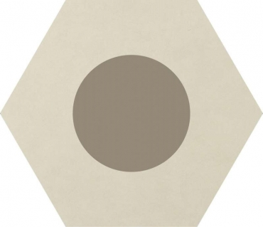 Керамогранит Ornamenta Core Basics Dot-Positive Ivory CB60DPI 60x60 матовый