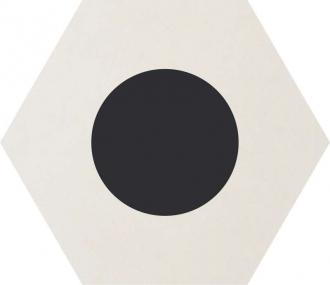 Core Basics Dot-Positive White CB60DPW