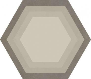 Керамогранит Ornamenta Core Basics Honeycomb Ashgrey CB60HA 60x60 матовый