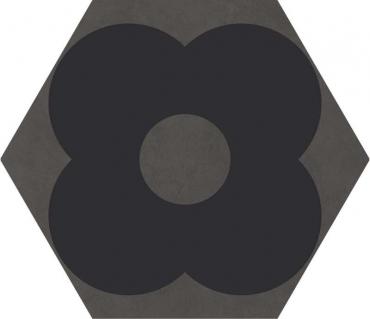 Керамогранит Ornamenta Core Basics Petals Grey CB60PG 60x60 матовый