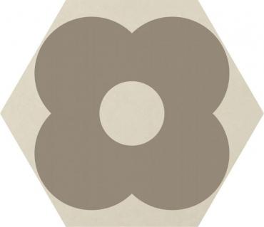 Керамогранит Ornamenta Core Basics Petals Ivory CB60PI 60x60 матовый