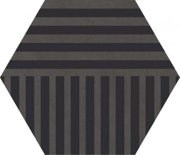 Керамогранит Ornamenta Core Basics Stripes Grey CB60SG 60x60 матовый