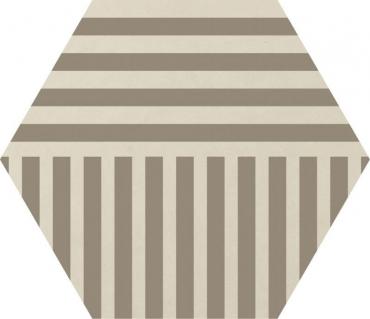 Керамогранит Ornamenta Core Basics Stripes Ivory CB60SI 60x60 матовый