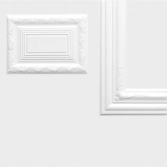 Frames Pure White Mitte FR5050PWM