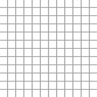 Albir Bianco Mozaika (2,3x2,3)