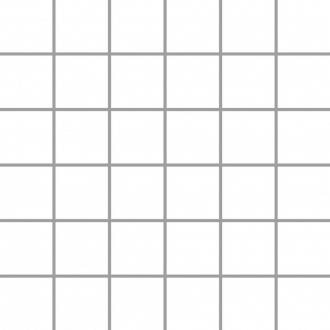 Albir Bianco Mozaika (4,8x4,8)