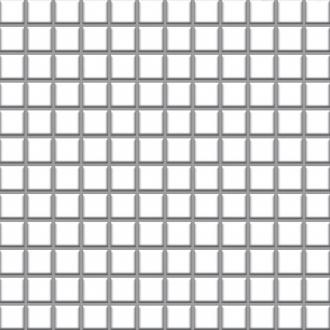 Altea Bianco Mozaika (2,3x2,3)