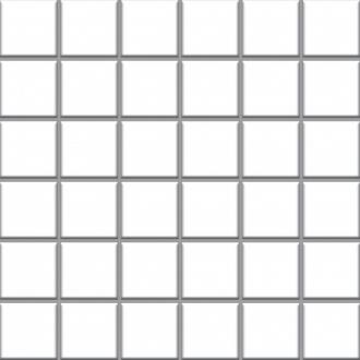 Altea Bianco Mozaika (4,8x4,8)
