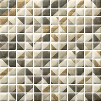 Enya Grafit Mozaika Prasowana K.2,3X2,3 Mix