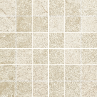 Flash Bianco Mozaika Cieta K.4,8X4,8 Mat.